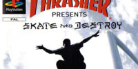 Thrasher: Skate And Destroy