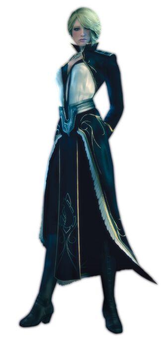 Freya pose 001