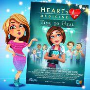 Heart's Medicine Time to Heal Angela Napoli