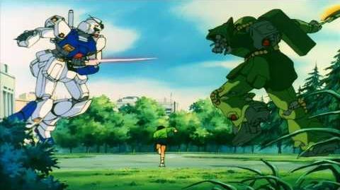 Toonami - Gundam 0080 Long Promo (1080p HD)