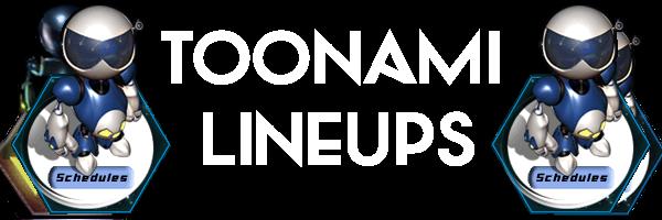Toonami Lineups Logo