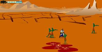 Gauntlet of Doom 3 - Zombies - Gameplay