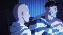 One Punch Man Episode 10 - Toonami Promo