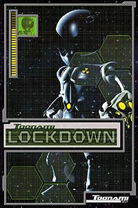 Toonami Lockdown Poster