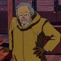 Dr. Onishi (Akira)