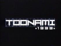Toonami Logo (January 99)