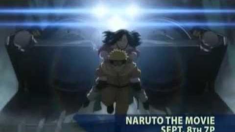 Toonami - Naruto Ninja Clash in the Land of Snow Promo