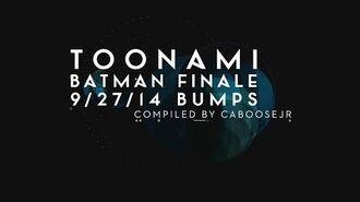 Beware The Batman Blowout Toonami Bumpers