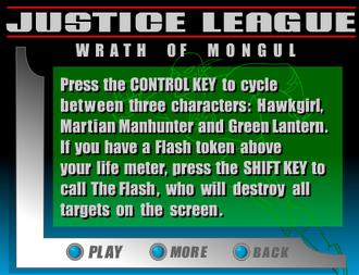 Wrath of Mongul 9
