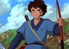 Ashitaka (Princess Mononoke)