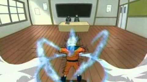 Naruto Toonami Promo 2005