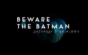 Beware the Batman Blowout