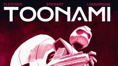 Toonami Comic Trapped Promo