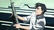 First Black Lagoon Toonami Promo
