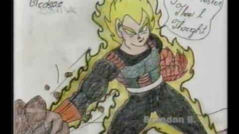 Toonami Fan Art 2001 (2)