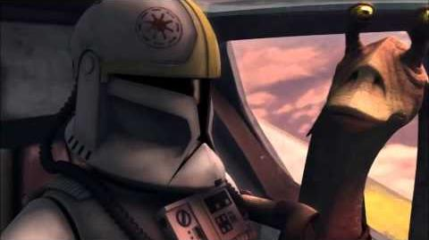 Toonami - First Star Wars The Clone Wars Promo