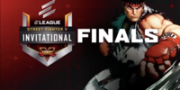 ELeague Street Fighter V Invitiational Finals P.I.E.