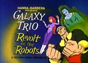 Galaxy Trio Title