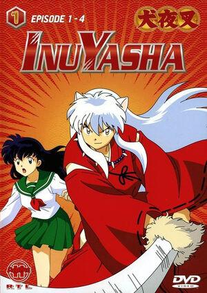 Inuyasha DVD