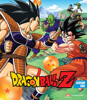 DBZ Season 1 Blu Ray