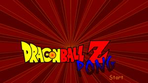 DBZ Pong