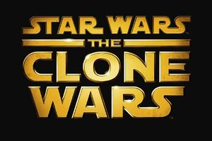 Star Wars the Clone Wars title