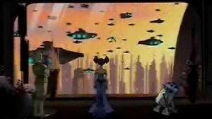 """Toonami Spain - """"NavesEspaciales"""" Music Video"""