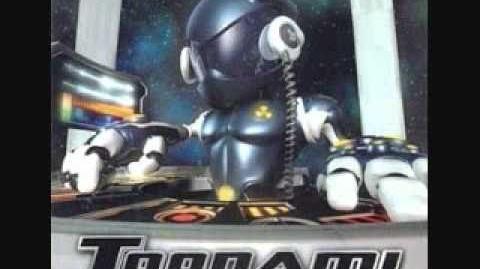 Toonami Deep Space Bass OST 13 Darknight