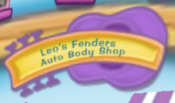 Leo's Fenders Auto Body Shop