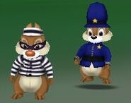 Chip&Dale Halloween