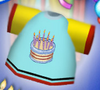 Tenth Anniversary Cake Shirt