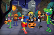 Toontastictrickortreating