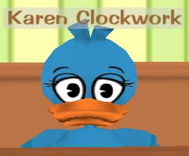 Karen Clockwork