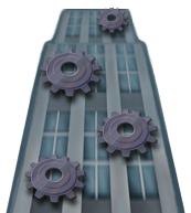 Cog Building Icon
