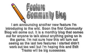Feature Community Blog