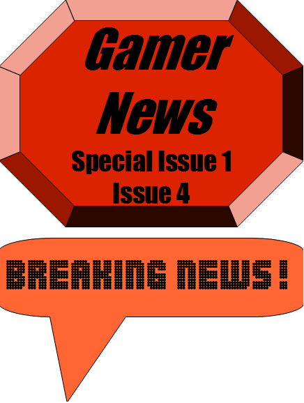Gamer News Special 1 logo
