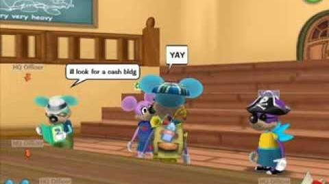 Oswald's Toontown Memories