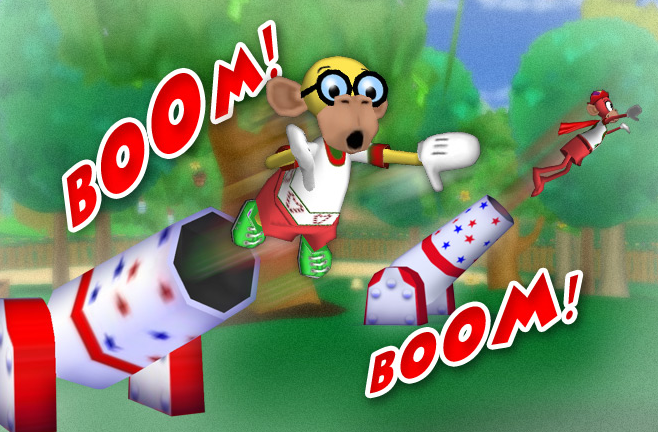 Blast Into the New Toon Year1