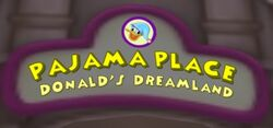 Pajama Place Tunnel