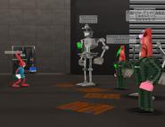 Clerk Clara SOS battle