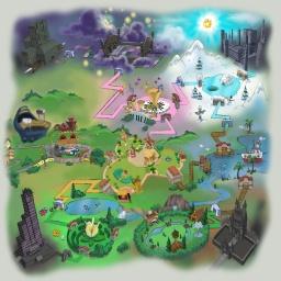 File:Map of Toontown.jpg