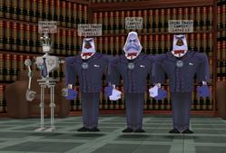 District Attorney's Clerk
