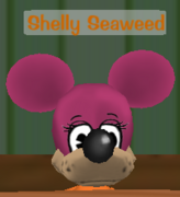 Shelly Seaweed