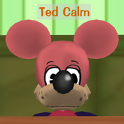 Ted Calm