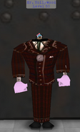 Sellbot Cog Disguise Mr Hollywood level 50
