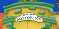 Toontown Post Office