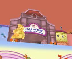 Alto Avenue Tunnel