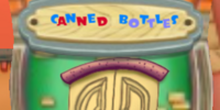 Canned Bottles