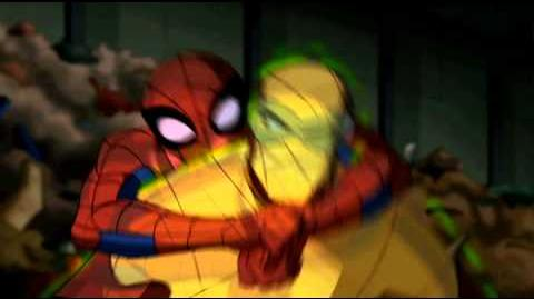 The Spectacular Spider-Man Episode 4 - Market Forces HQ