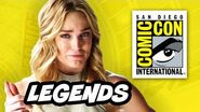 Legends Of Tomorrow Comic Con 2015 Preview